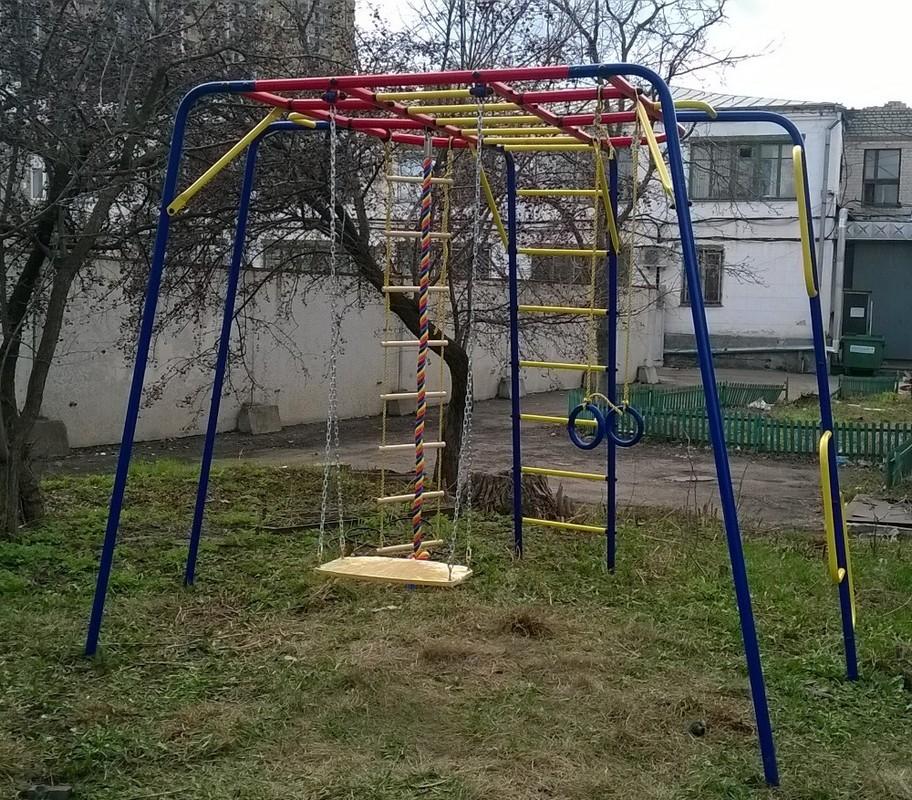 Детский спортивный комплекс Пионер Призма