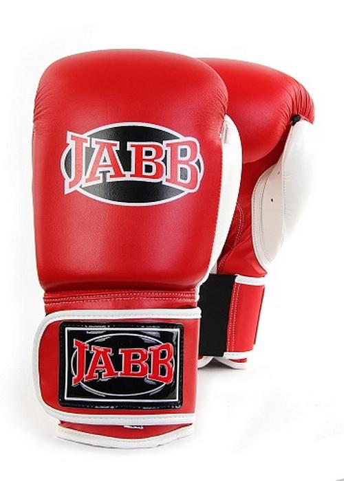 Купить Боксерские перчатки Jabb JE-4056 красный 8oz,