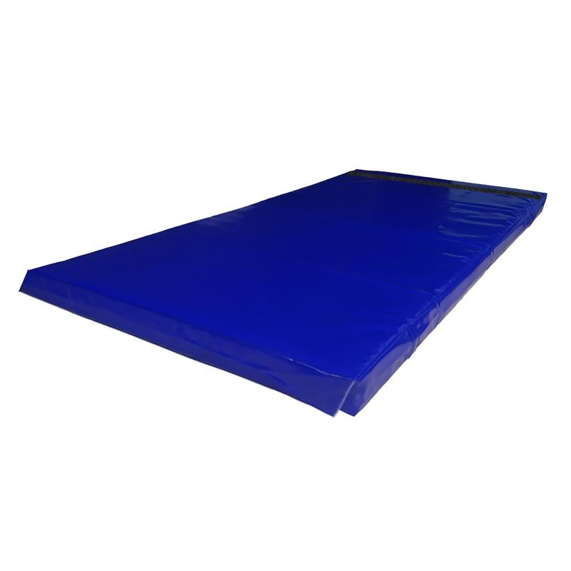 Купить Мат гимнастический 200х100х5 тент-велькро (ппу) Dinamika ZSO-001286,