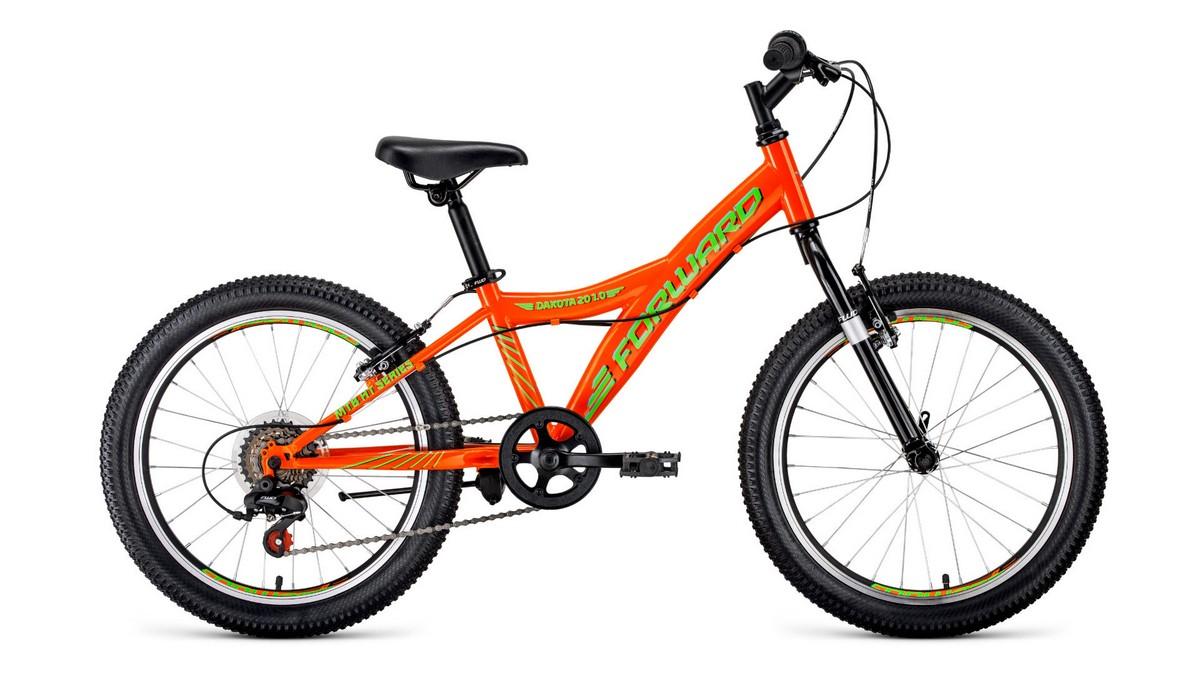 Велосипед 20 quot; Forward Dakota 1.0 19-20 г фото