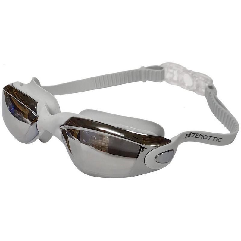 Купить Очки для плавания регулируемый B31546-9 Серый, NoBrand