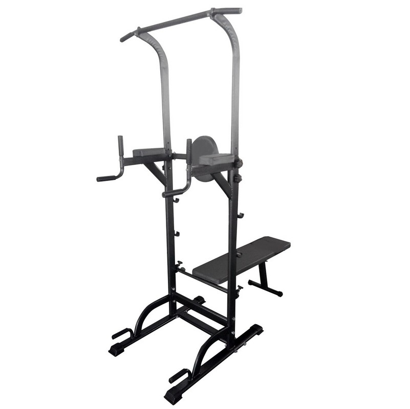 Силовая стойка со скамьей Royal Fitness HB-DG005