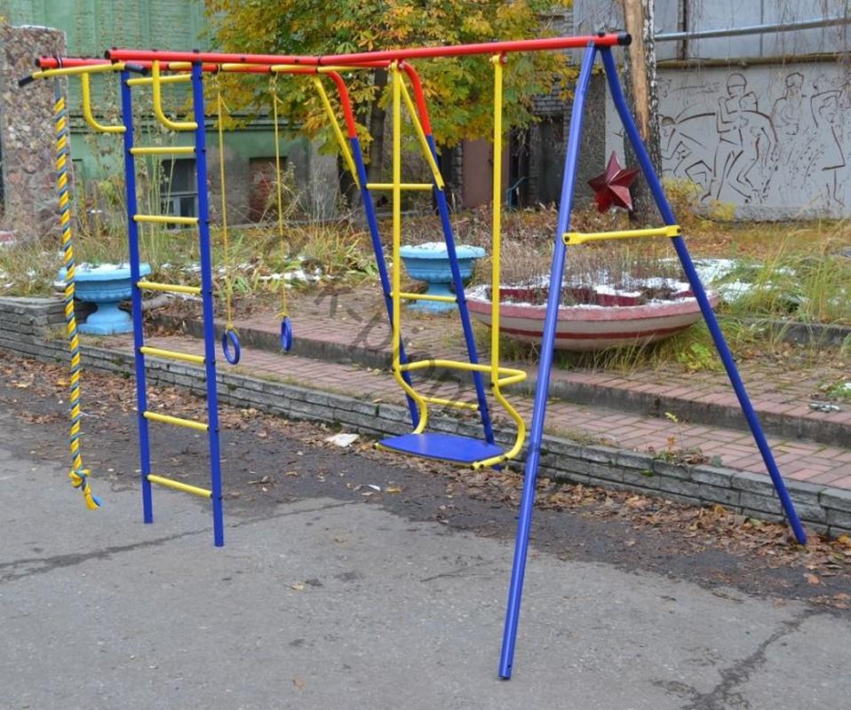 Детский спортивный комплекс Пионер Шалун ТК