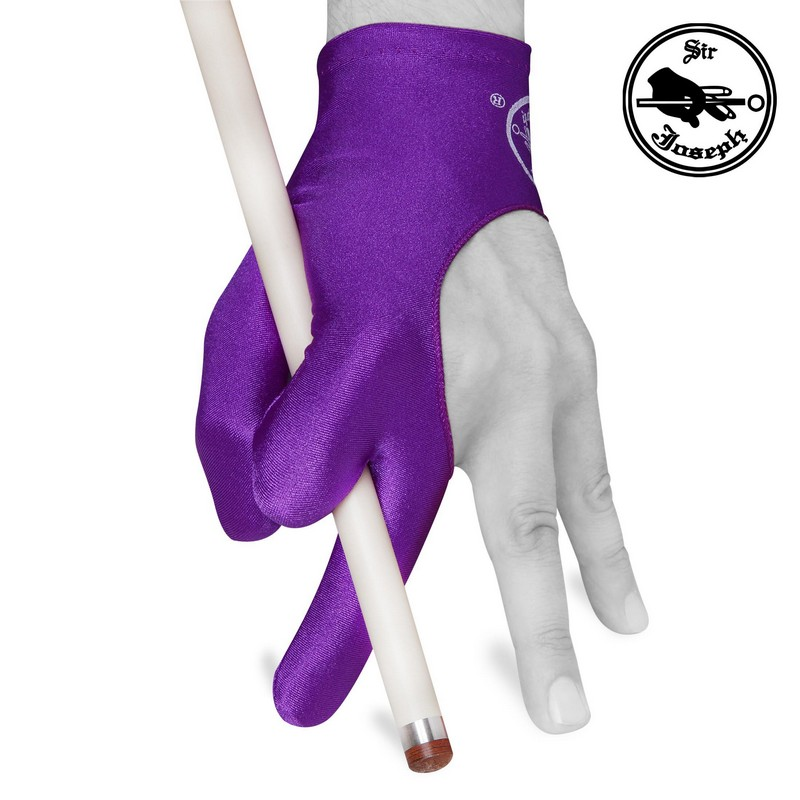 Перчатка Sir Joseph Classic фиолетовая