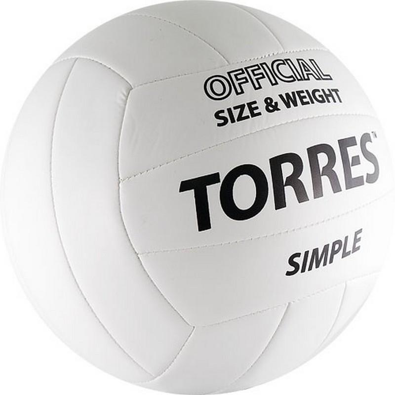 Волейбольный мяч Torres Simple V30105