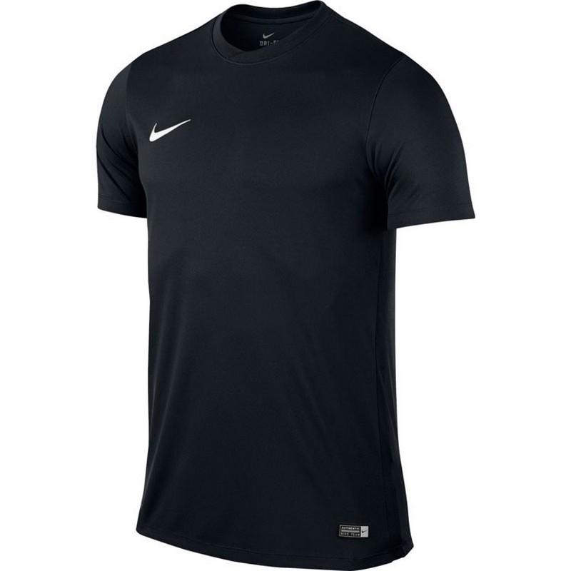Майка игровая Nike Park Vi Jsy Ss 725891-010 Sr футболки nike футболка игровая nike ss park vi jsy 725891 702