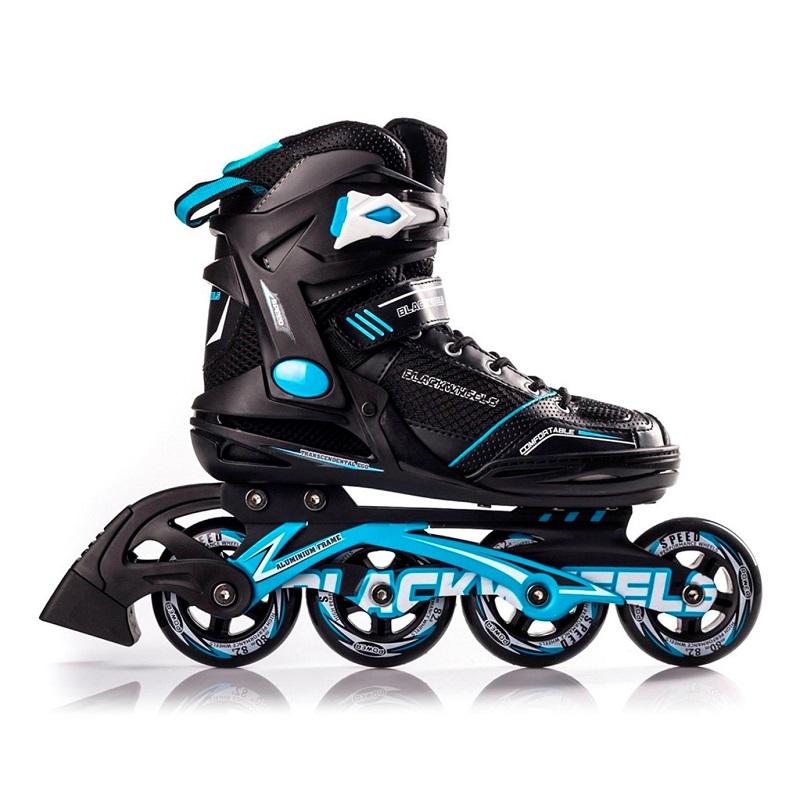 Роликовые коньки женские Blackwheels Slalom female фото