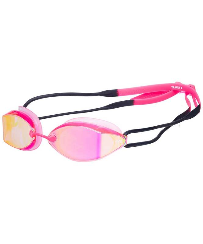 Очки TYR Tracer-X Racing Mirrored LGTRXM/694, розовый