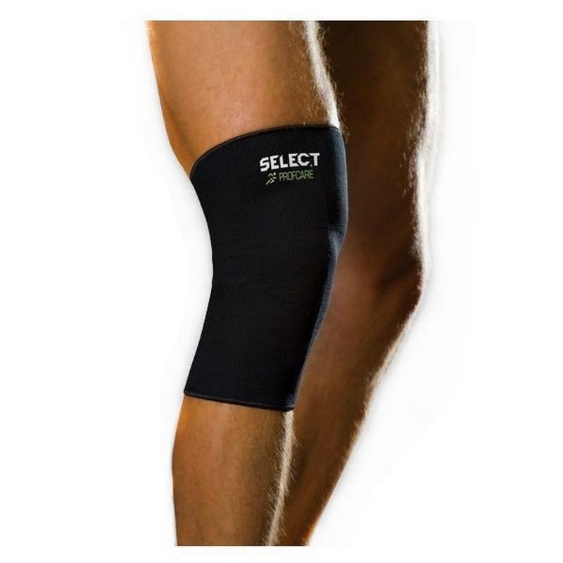 Наколенник Select Elastick Knee Support (Profcare Кnee-caps) (II-эласт 570) 724406-001 бел магнитный наколенник magnetic knee strap