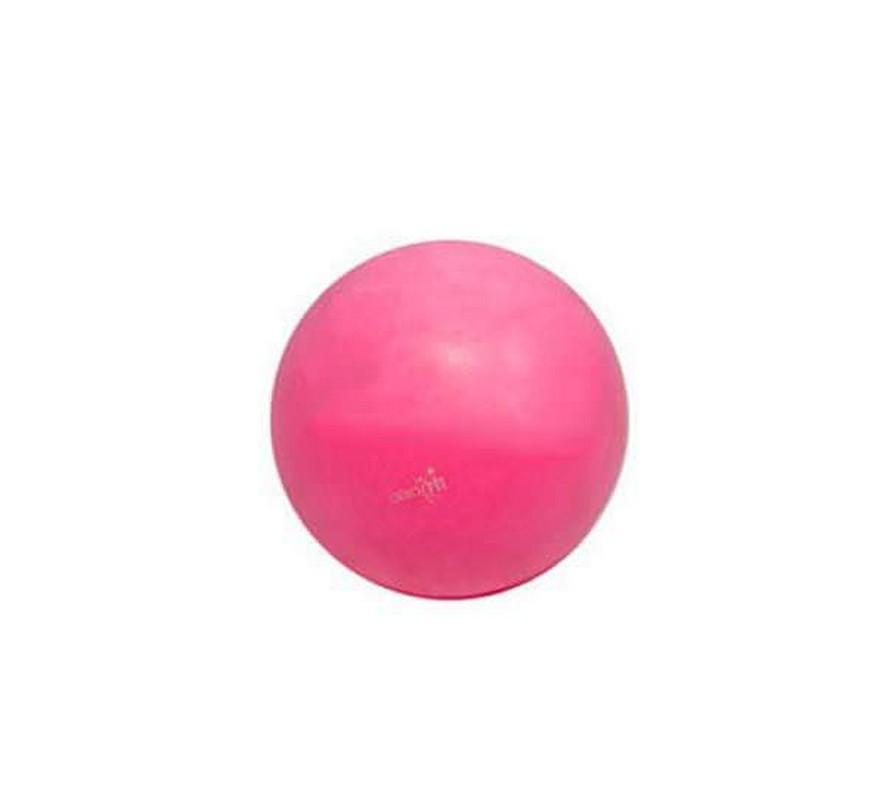 Мяч для пилатес Aerofit FT-AB-25 розовый