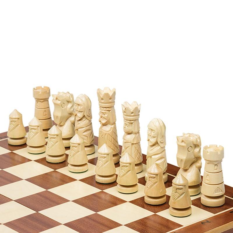 Шахматы Madon Большой Замок, большие u106А