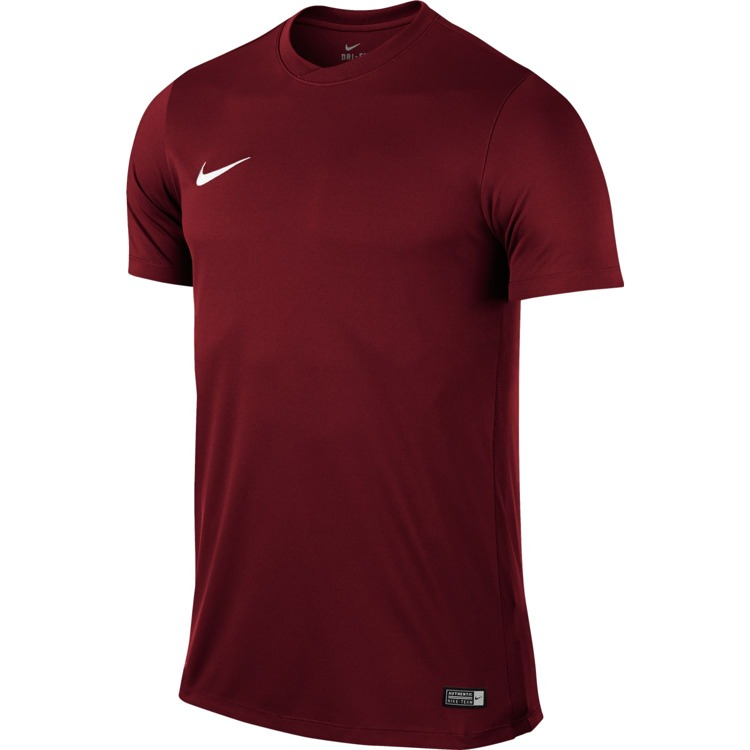 Майка игровая Nike Park Vi Jsy Ss 725891-677 Sr футболки nike футболка игровая nike ss park vi jsy 725891 702