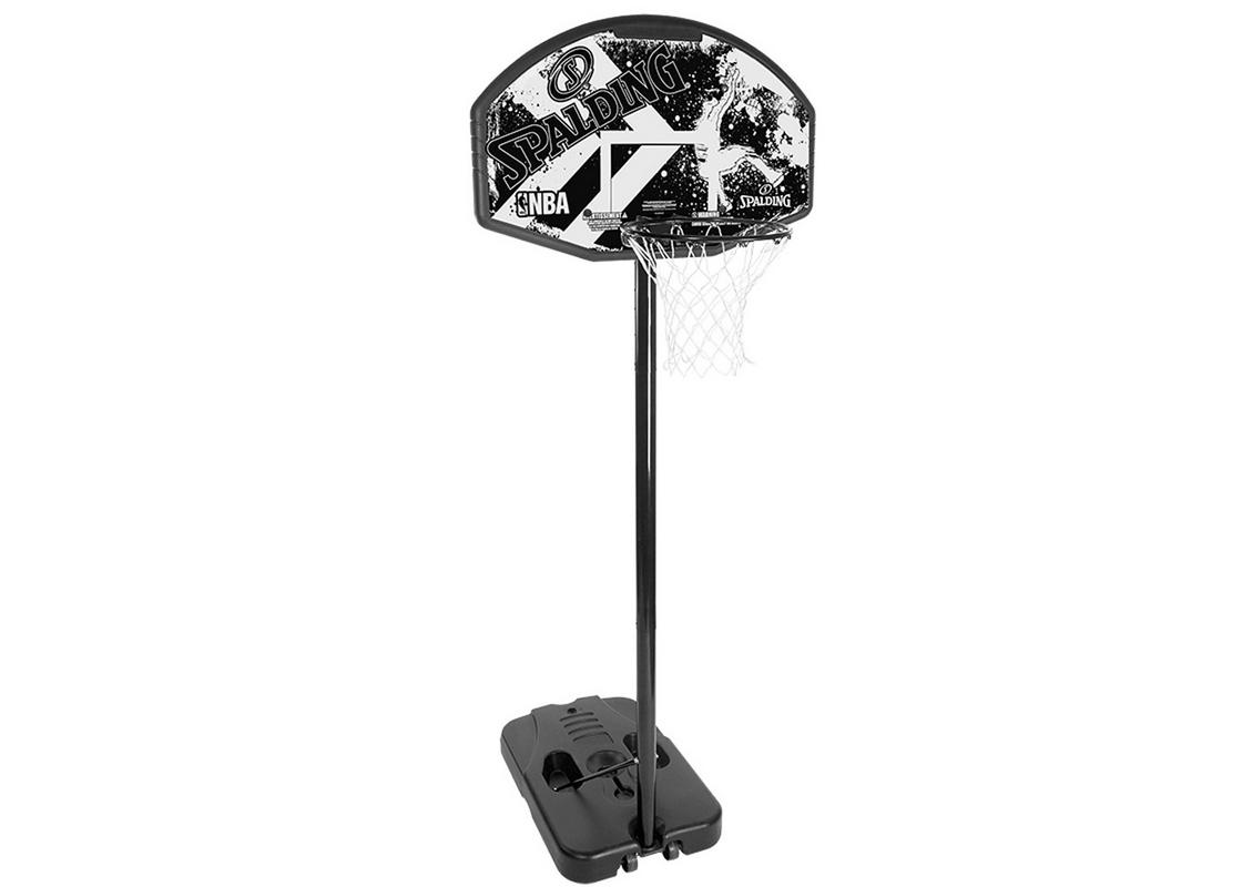 Баскетбольная стойка Spalding 61774CN 2015 Alley-Oop - 44 quot; spalding баскетбольная стойка spalding 2013 highlight 42 acrylic system