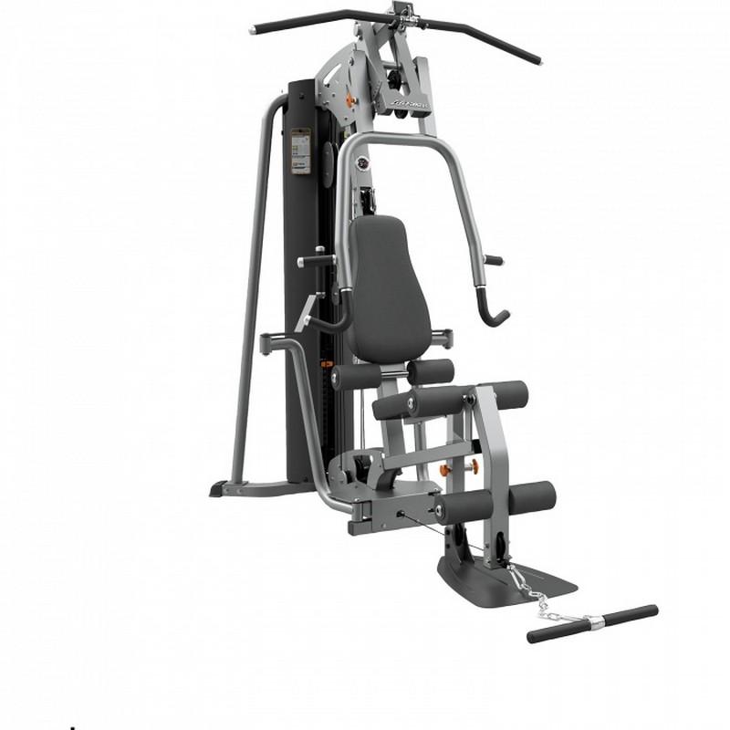 Мультистанция Life Fitness G4 жим от плеч верхняя тяга spirit fitness dws103 u2