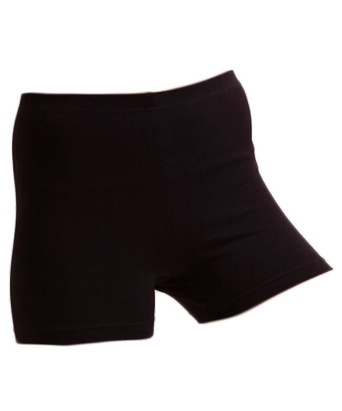 Шорты хлопок 210 х/б (р.28-34) черные дет шорты жан р 28