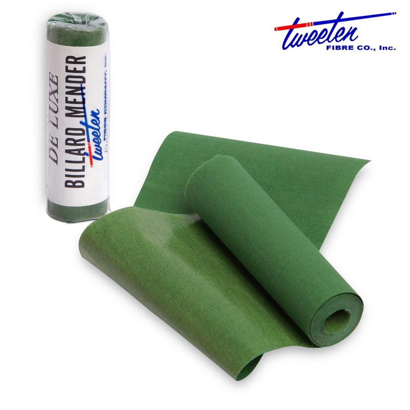 Лента для ремонта сукна Tweeten Green Mender 63х914мм