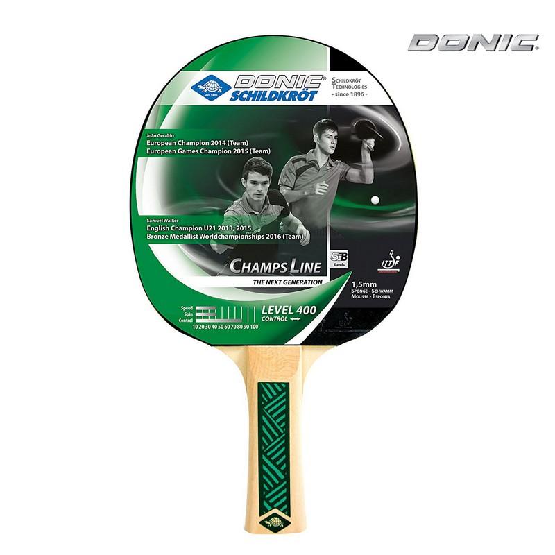 Ракетка настольного тенниса Donic Champs 400 donic baracuda