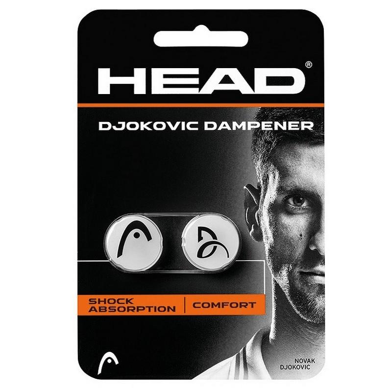 Виброгаситель Head Djokovic Dampener американские струны на гитару