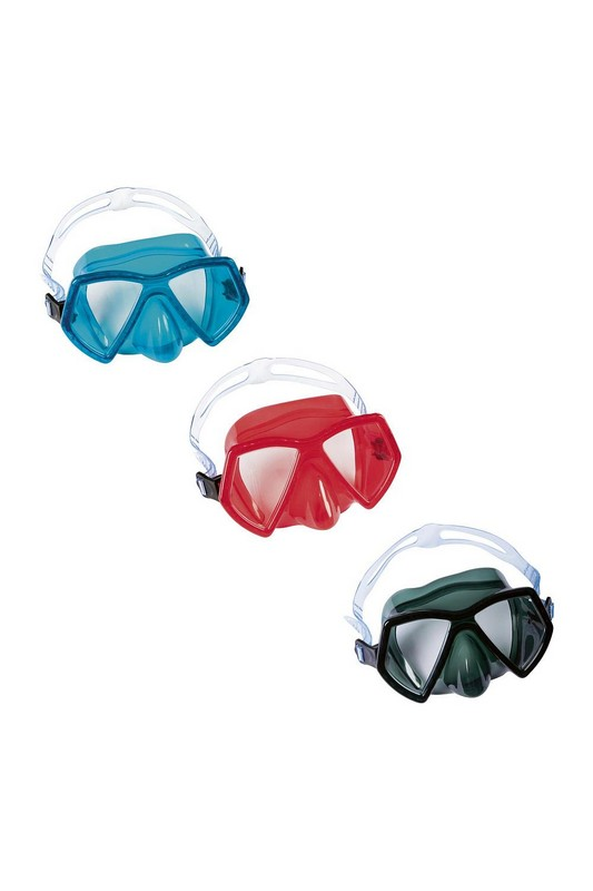 Купить Маска для плавания Bestway Essential EverSea Dive 22059 3 цвета,