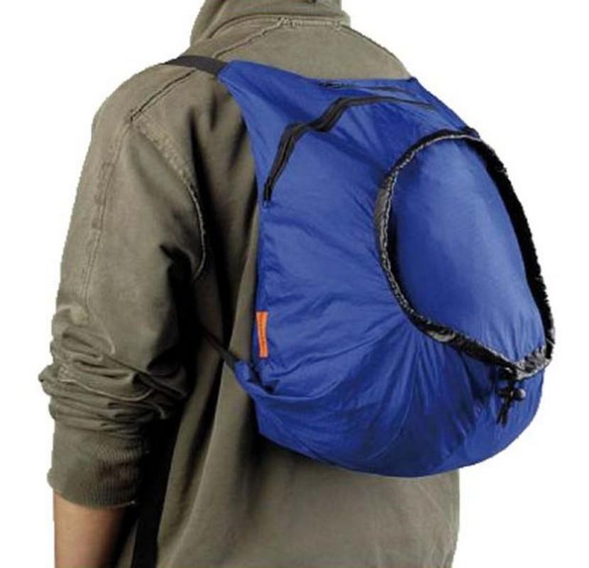 Рюкзак лёгкий складной AceCamp Easy Rucksack, 16л, 4831