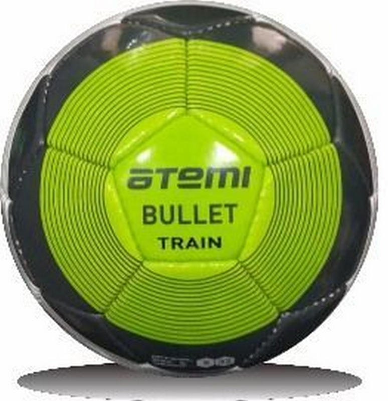 Купить Мяч футбольный Atemi Bullet р.5,