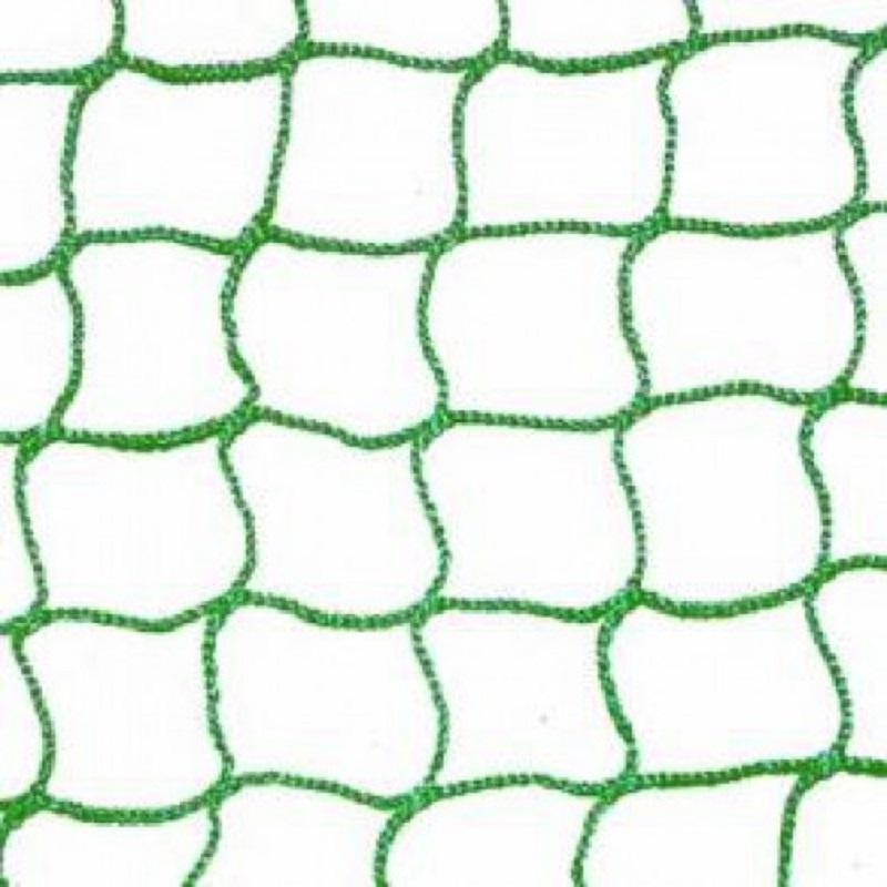 Сетка заградительная яч.100*100, нить 2,2мм ПП зеленая
