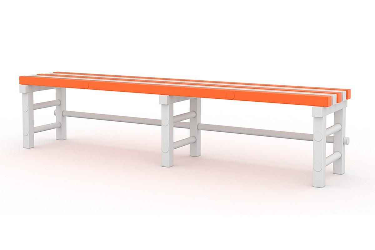 Скамья ПТК Спорт 2000х420х450мм
