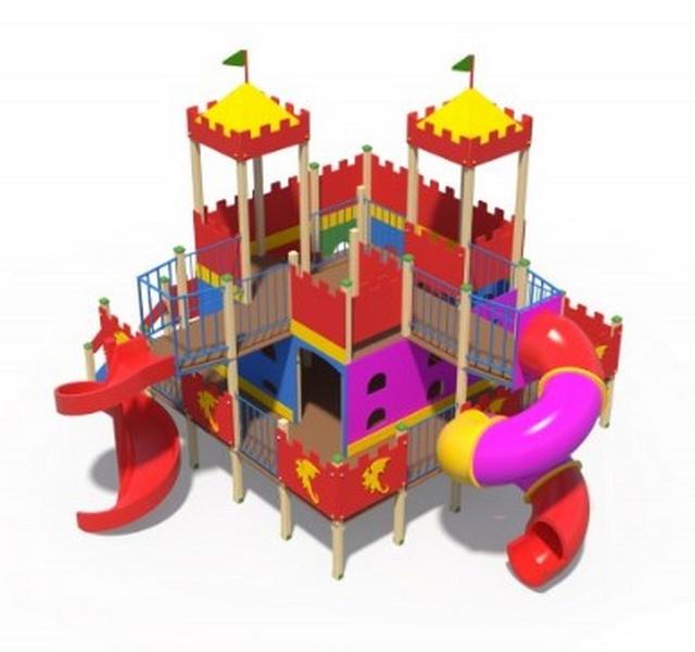 Купить ДетскийигровойкомплексМАФ ДворецчудесН-2000иН-750 ДИО13051, МАФ