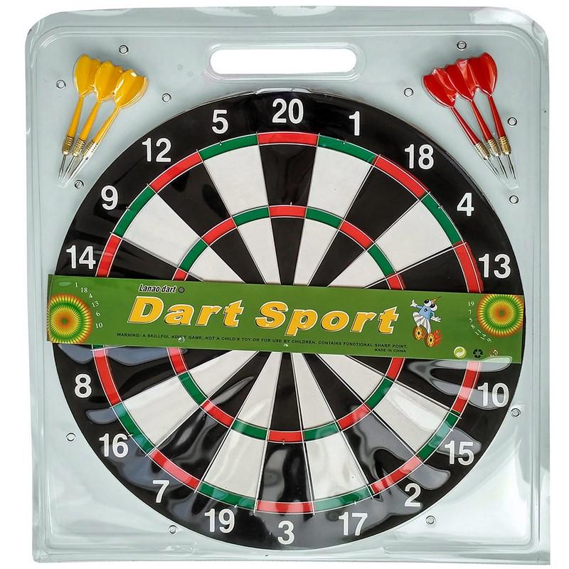 Купить Набор для игры в Дартс 17 B31283, NoBrand