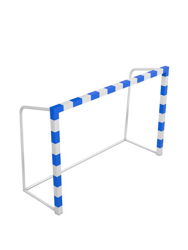 Купить Ворота минифутбольные/гандбольные из профиля 80х80 мм Glav 7.100 шт,