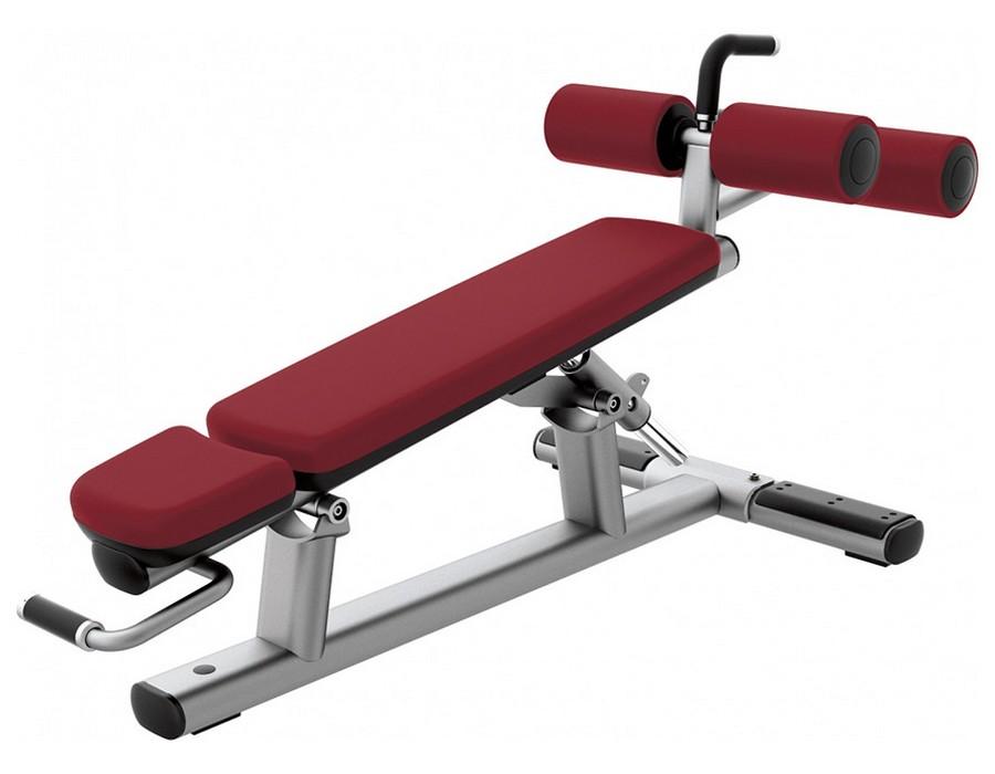 Скамья для пресса с регулируемым наклоном Life Fitness SADB