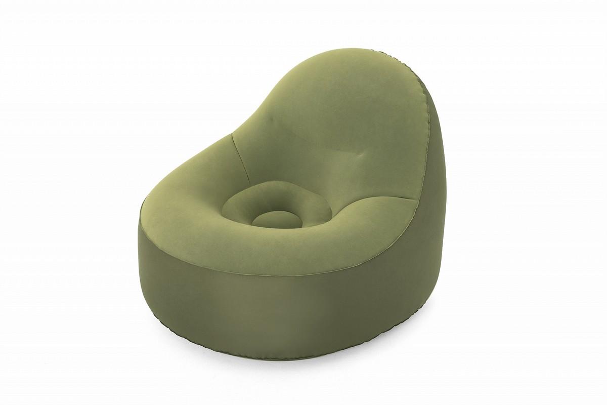 Надувное кресло Bestway ToughPod 105x98x76см 75082 фото