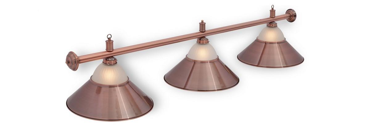 Светильник Fortuna Alison Red Bronze 3 плафона 06559,  - купить со скидкой