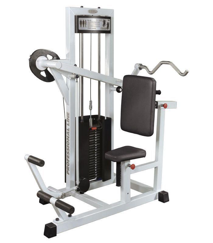 Купить Трицепс машина (французский жим) Interatletik Gym SТ-122,