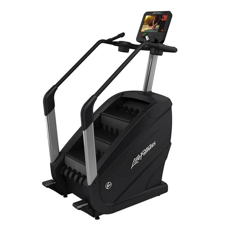 Степпер Life Fitness PowerMill Platinum Club PCPM Discover SE3 HD