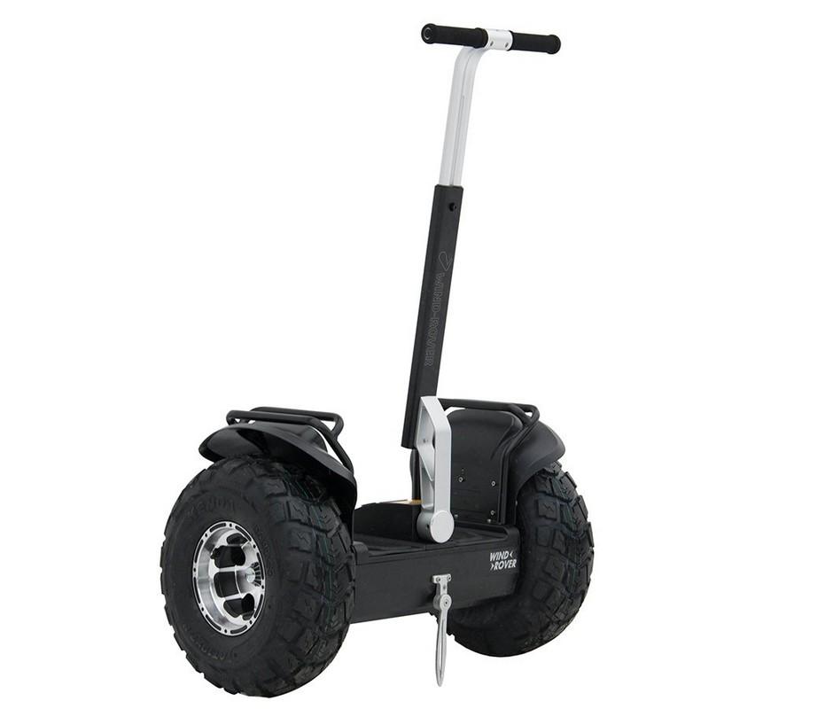 Сигвей Volteco Smart Wind Rover AllRoad черный