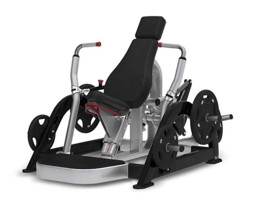 Тренажер для мышц груди, жим вниз Nautilus CHF/9NP-L2004-13BZS,  - купить со скидкой