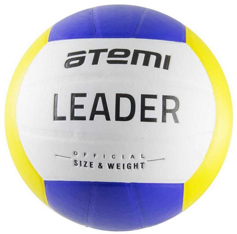 Купить Волейбольный мяч Atemi Leader р.5,