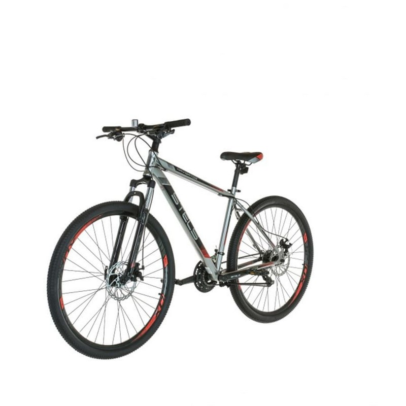 Купить Велосипед Stels Navigator 500 MD F010 2019 ЧерныйКрасный 26Ø (LU092624),