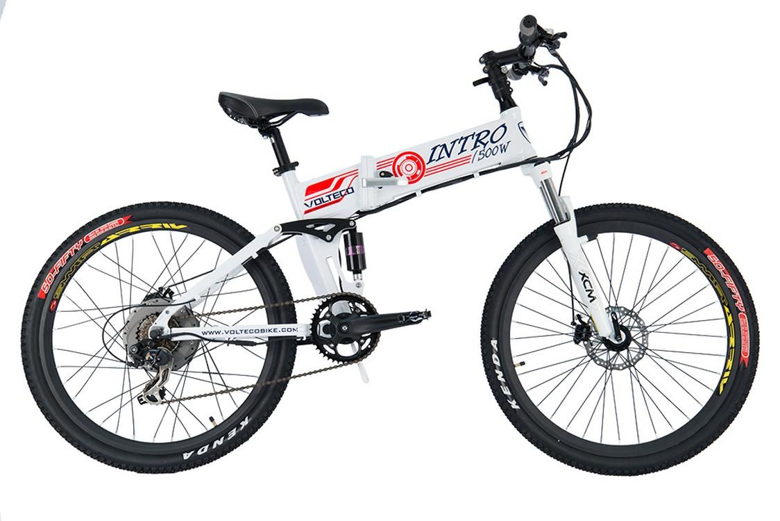 Электровелосипед Volteco Intro электровелосипед volteco freego