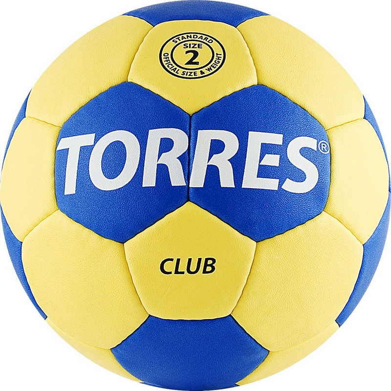 Мяч гандбольный Torres Club H30042 р.2