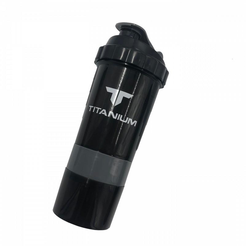 Купить Шейкер Titanium 0,5 мл, серый SF 0530,