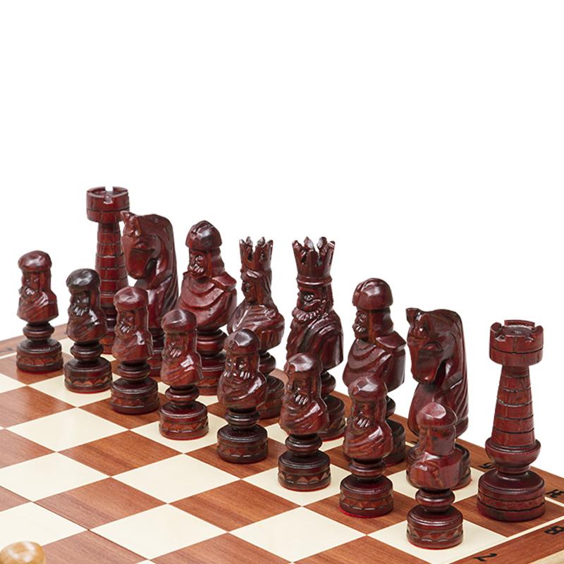 Шахматы Madon Цезарь 2 малые u103F