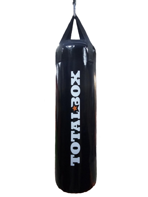 Купить Набивной боксерский мешок Totalbox Junior 25кг, 30х100см (ПВХ-ткань),