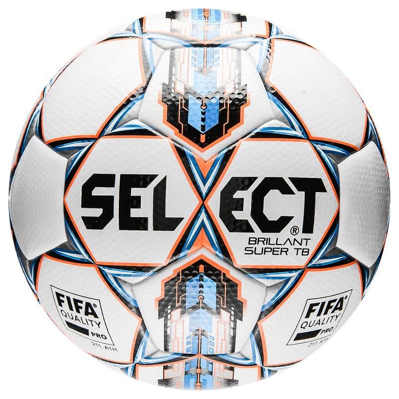 Мяч футбольный Select Brilliant Super TB р.5 мяч футбольный select talento арт 811008 005 р 3