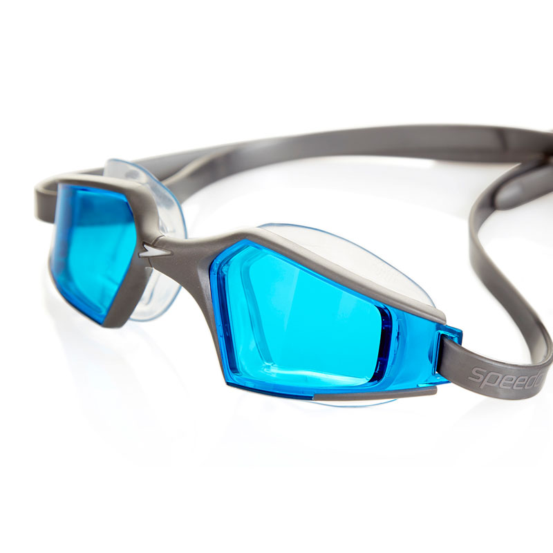 Очки для плавания Speedo Aquapulse Max 2 Goggles AU Silver/Blue speedo speedo aquapulse max