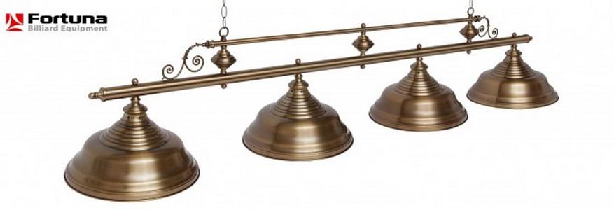 Купить Светильник Fortuna Verona bronze antique 4 плафона,