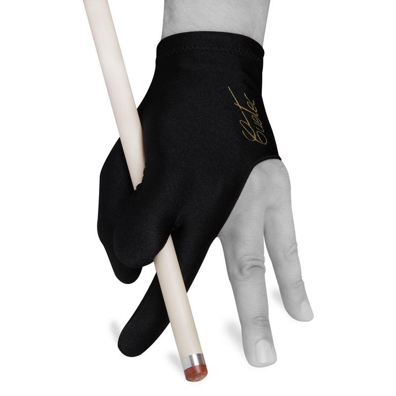 Перчатка Cuetec Pro черная безразмерная 9960.843