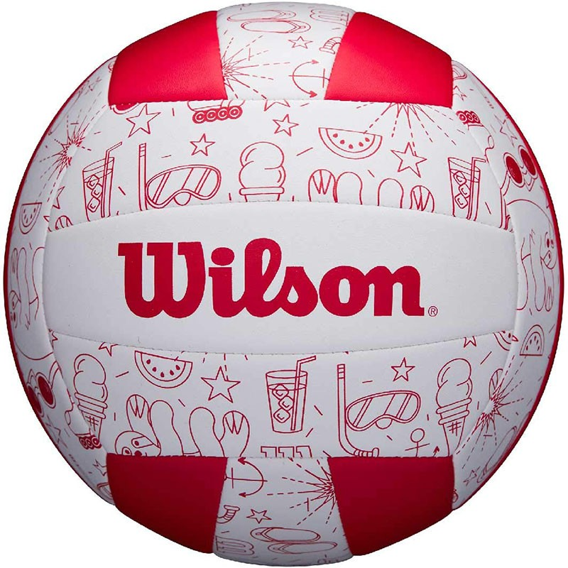 Мяч волейбольный Wilson Seasonal vball Summer VB WTH10320XB, р.5