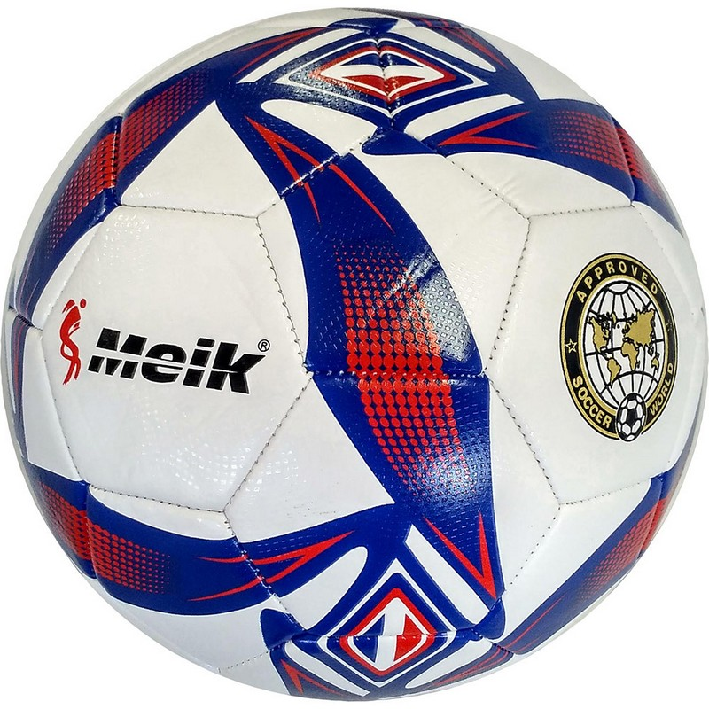 Купить Мяч футбольный Meik 086-2 B31237 р.5,